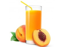 NFC honey peach juice