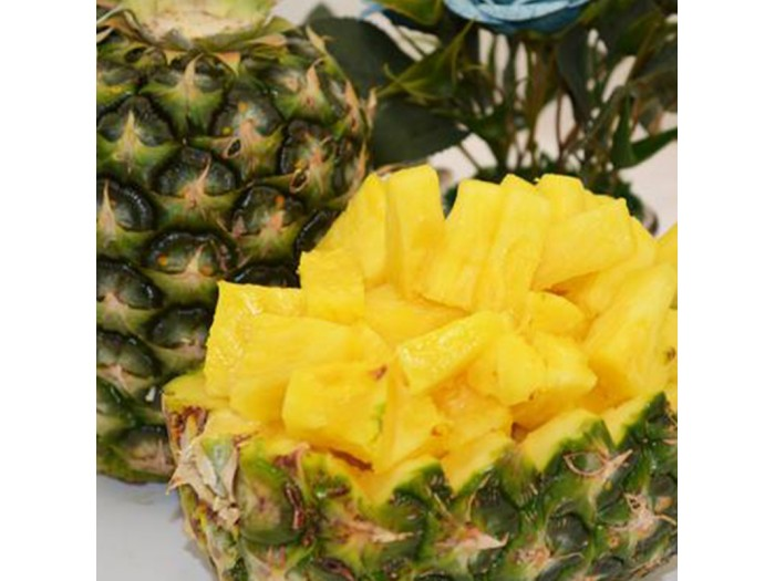 IQF Pineapple tidbits